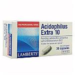 ACIDOPHILUS EXTRA 10 30 CAP LAMBERTS