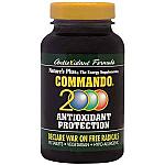 COMANDO 2000 60COMP NATURE´S PLUS