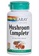 MUSHROOM COMPLETE 60CAP SOLARAY