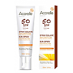 SPRAY SOLAR SPF50 100ML BIO  ACORELLE