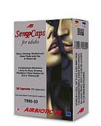 SENSE CAPS 30CAP  AIRBIOTIC
