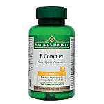 B-COMPLEX 100comp.NATURE´S BOUNTY