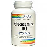 GLUCOSAMINA 870MG 90CAP SOLARAY