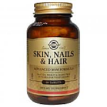 HAIR-SKIN-NAILS (PELO PIEL Y UÑAS) 60comp SOLGAR