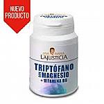 TRIPTOFANO MAGNESIO B6 60C  LAJUSTICIA