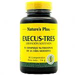 EXECUS TRES 60COMP NATURE´S PLUS