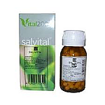 SALVITAL 3 SILICEA 50CAP VITAL 2000