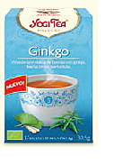 GINKGO 17F BIO YOGI TEA