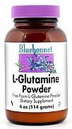 L-GLUTAMINA POLVO 114GR BLUEBONNET