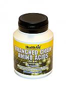 BCAA Aminoácidos ramificados 60Comp HealthAid