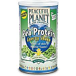 PROTEINA GUISANTE vainilla 400gr. PEACEFUL PLANET SOLARAY
