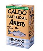 CALDO PESCADO VERDURAS 1L. ECO ANETO