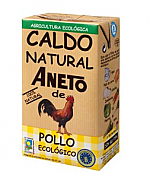 CALDO POLLO 1LT. ECO ANETO