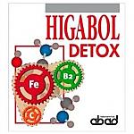 HIGABOL DETOX (dinamivit) 20sbrs KILUVA - ABAD