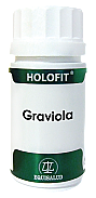 HOLOFIT GRAVIOLA 50CAP EQUISALUD