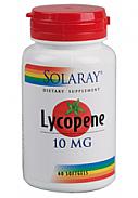 LYCOPENE 10MG 60CAP SOLARAY