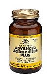 ACIDOPHILUS PLUS AVANZADO 120C SOLGAR