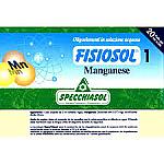 FISIOSOL 1 MANGANESO 20V SPECCHIASOL