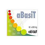 ABASIT (kibasit a urico) 60CAP KILUVA - ABAD