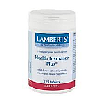HEALTH INSURANCE PLUS 125 COMP LAMBERTS