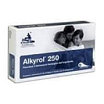 ALKYROL children formula 250mg.120cap. HEALTH EUROHEALTH