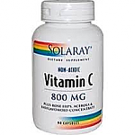 NON ACID VITAMIN C CRYSTALLINE 227G SOLARAY